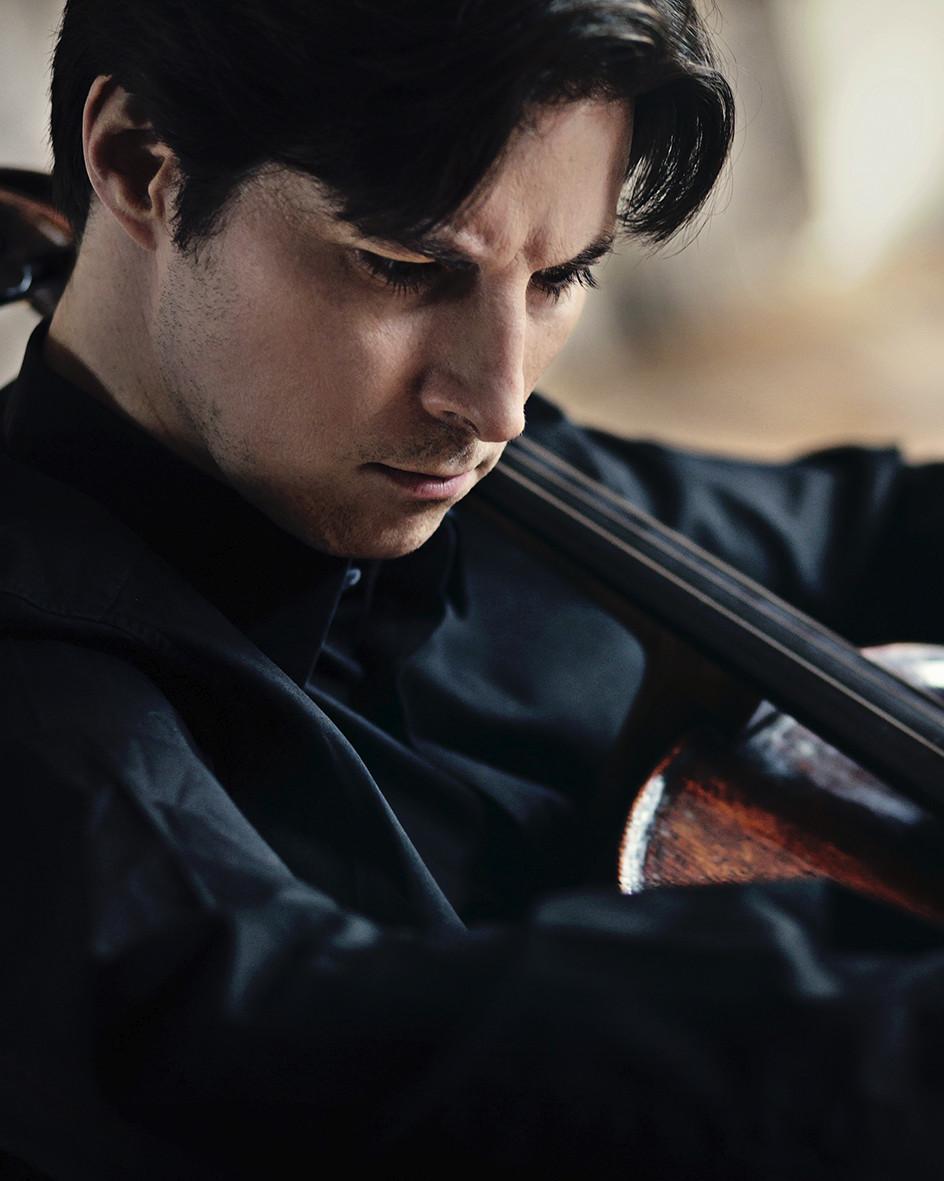 … aus Liebe zum Cello …
