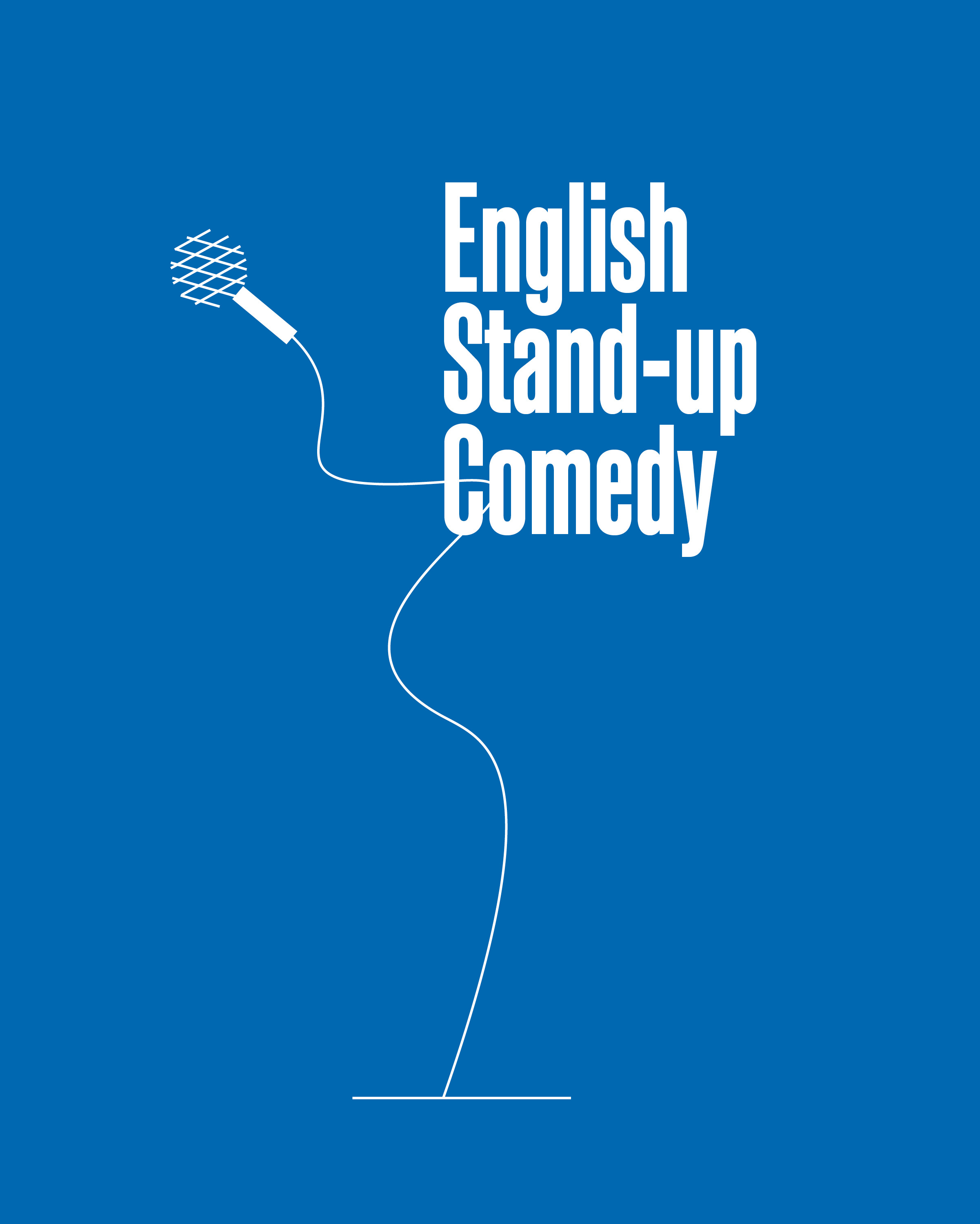 English Stand-up Comedy