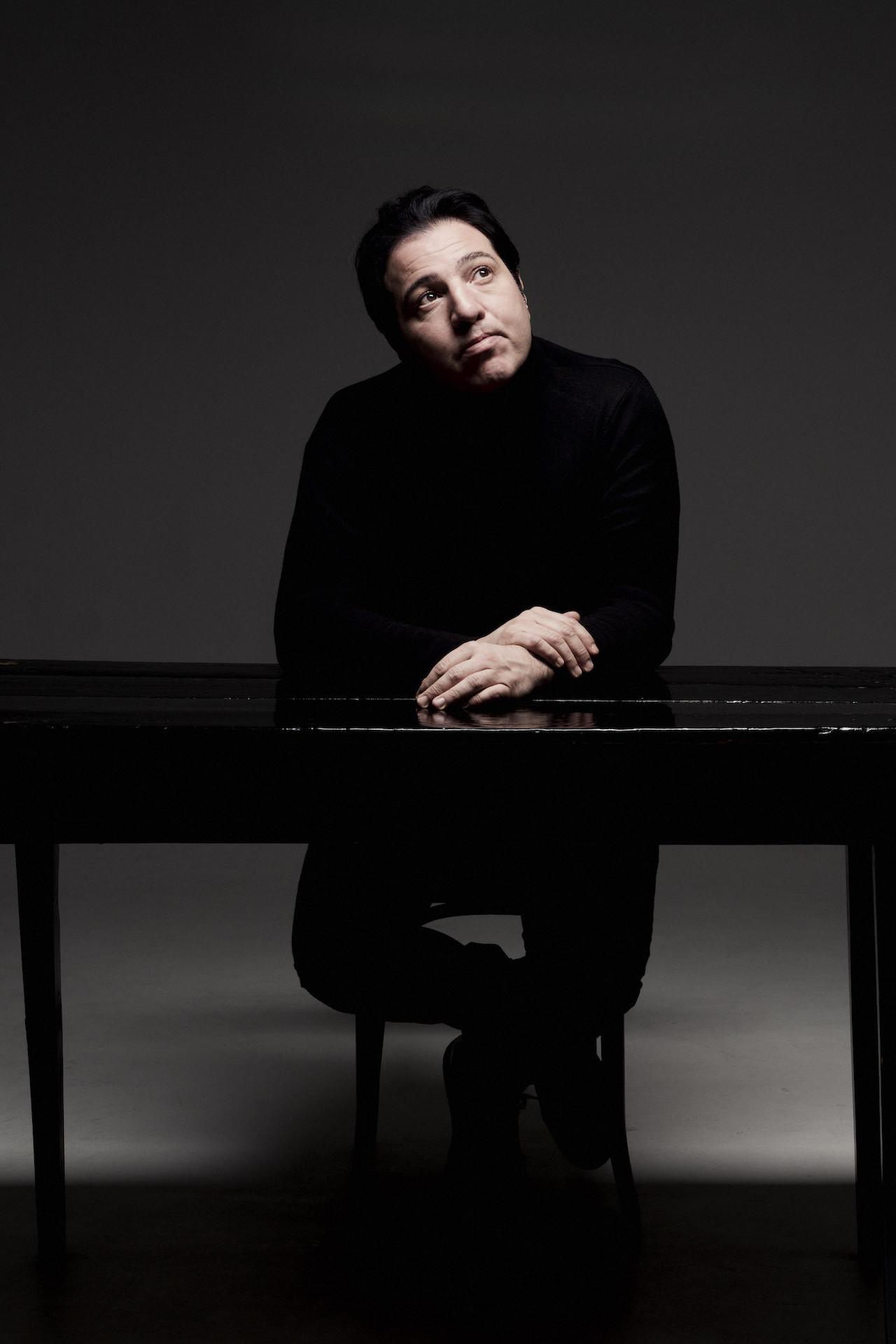Fazil Say, Klavier